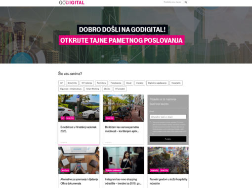 GoDigital by Croatian Telecom